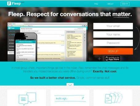 inter-office communication network   AppVita