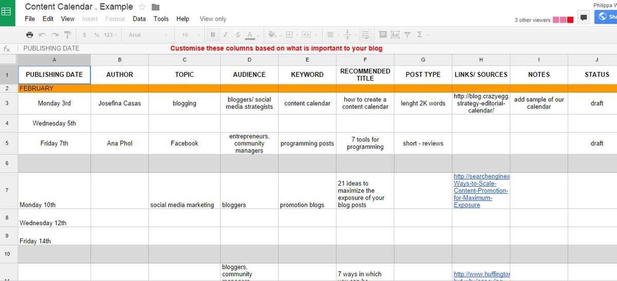 Why Every Blog Should Have a Content Calendar - LCN.com