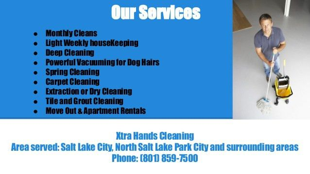 Professional House and Janitorial Cleaning Services