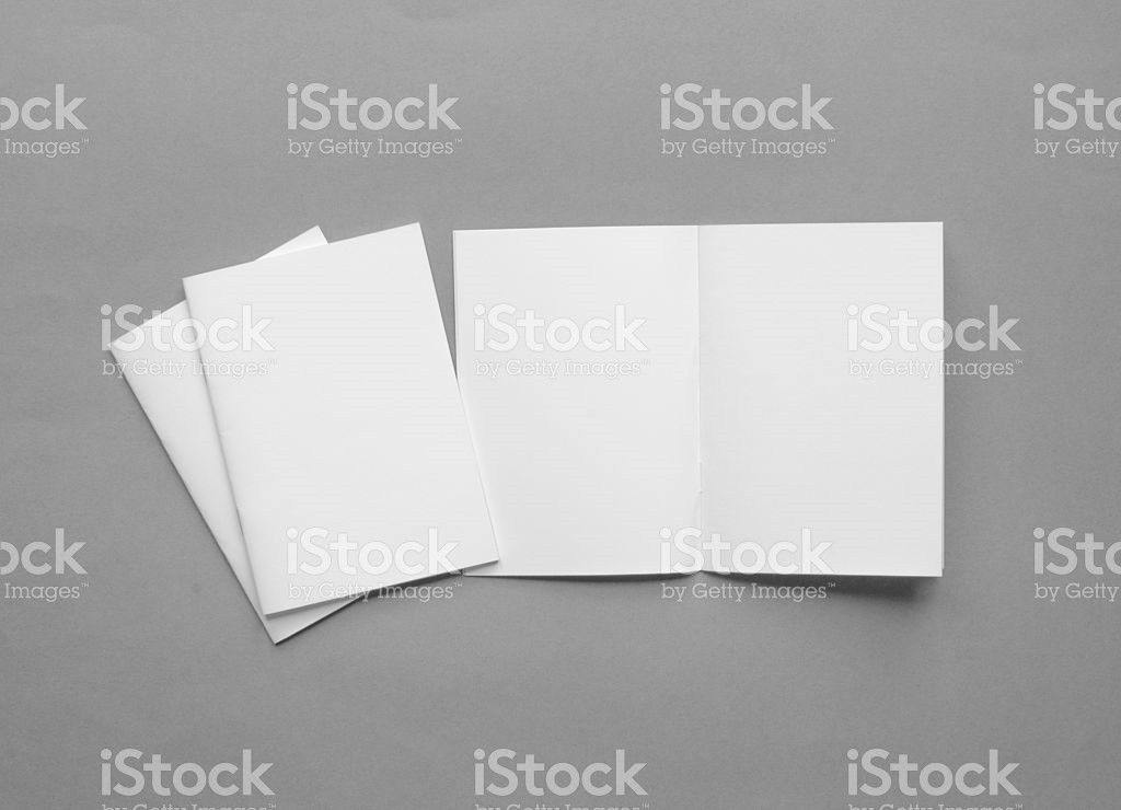 Blank Brochure Pictures, Images and Stock Photos - iStock