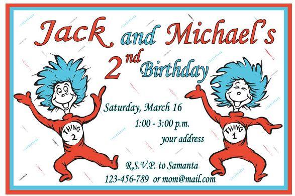 Free Birthday Party Invitation Template   DolanPedia Invitations Ideas