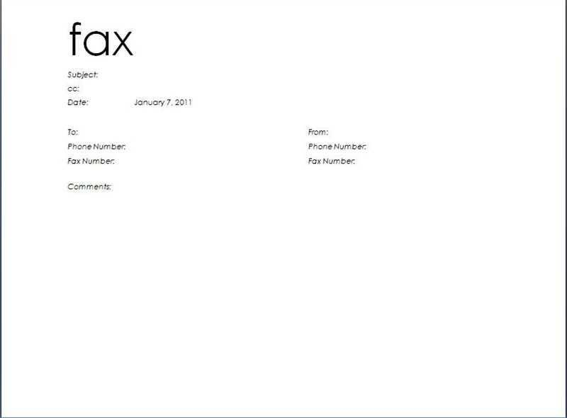 Fax Cover Letter In Pdf. 3+ Pdf Fax Cover Sheet Template 3+ Pdf ...