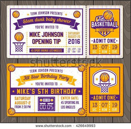 Ticket Template Stock Images, Royalty-Free Images & Vectors ...