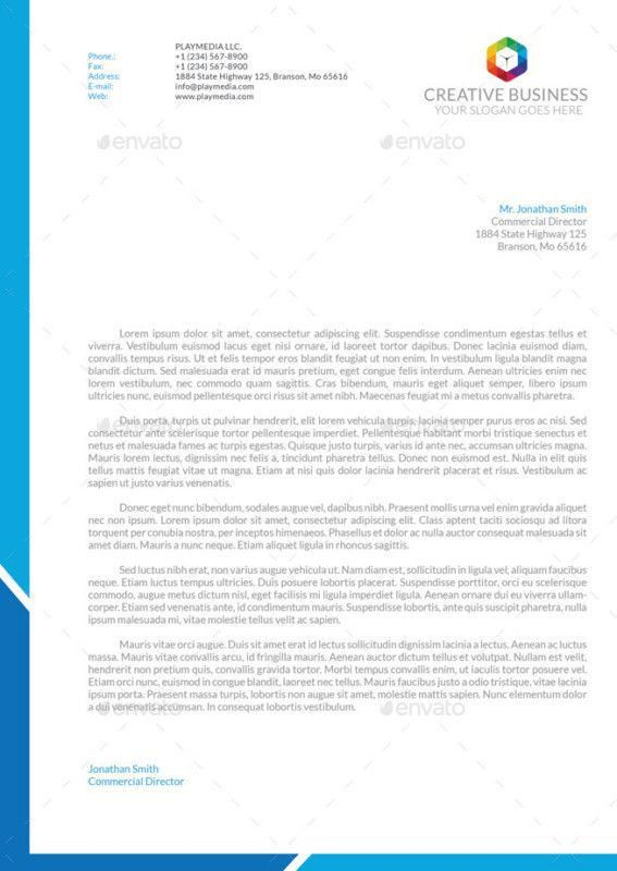 Legal Letterhead Template. Create Letterhead Template And ...