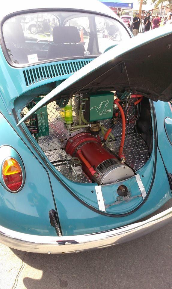 VW Beetle Electric Conversion | Vw beetles, Beetles and Vw