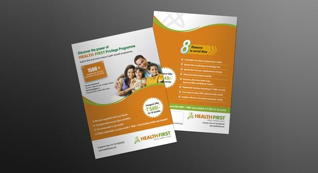 Free Flyer Templates 350 Sample Flyers Examples. One Page Brochure ...