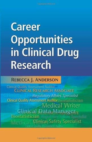 9781936113057: Career Opportunities in Clinical Drug Research ...
