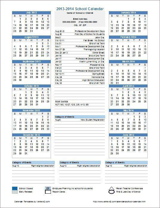 Best 20+ Event calendar template ideas on Pinterest | Cool ...