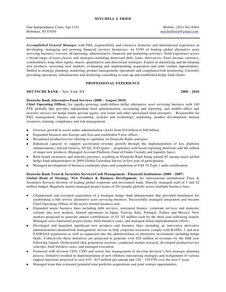 Goldman Sachs Resume Example] Goldman Sachs Summer Intern Resume .