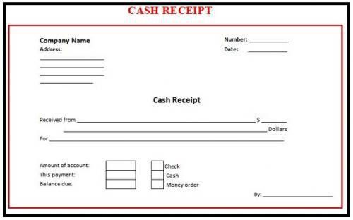 10 Best Images of Make Own Receipt Template - Sales Receipt ...