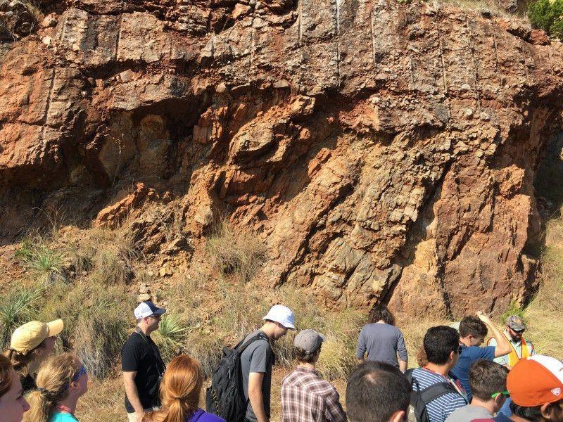 Jonathan Major | Jackson School of Geosciences | The University of ...