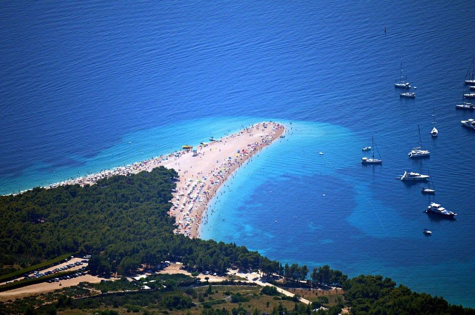 Free photo: Bol, Sea, Adria, Croatia - Free Image on Pixabay - 838285