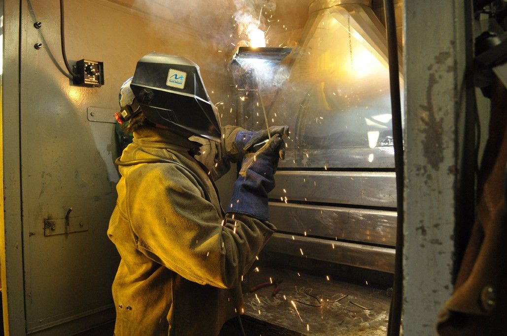 College of the North Atlantic - Program (Welder / Metal Fabricator ...