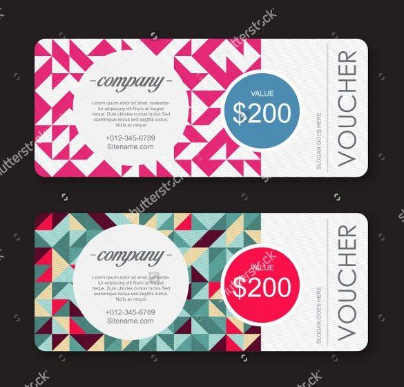 Coupon Design Template – 31+ Free PSD, AI, Vector EPS Format ...