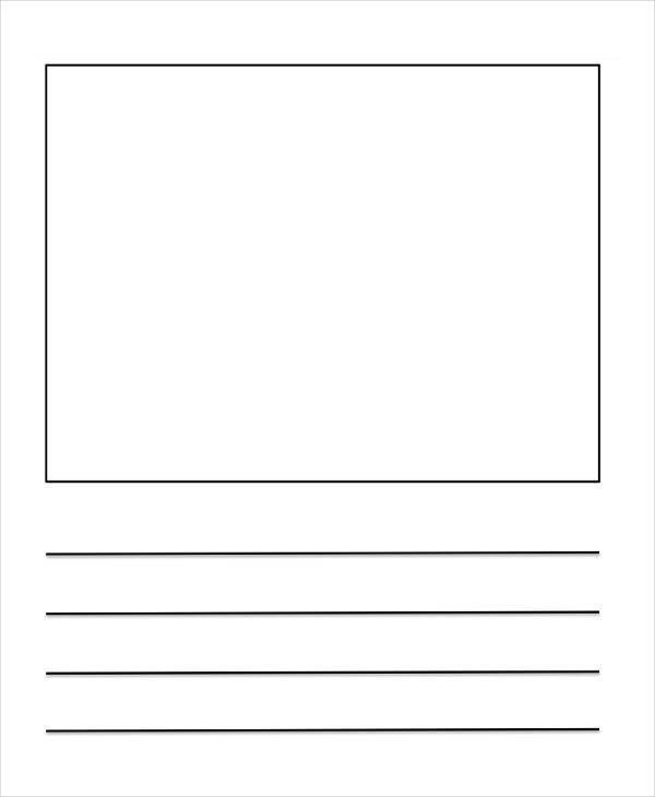 Writing Paper Templates - 6+ Free Word, PDF Format Download | Free ...