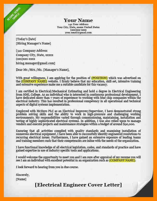 95+ [ Cover Letter Engineering ]   Cover Letter Engineering ...