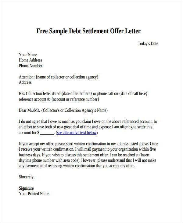 69+ Offer Letter Templates | Free & Premium Templates