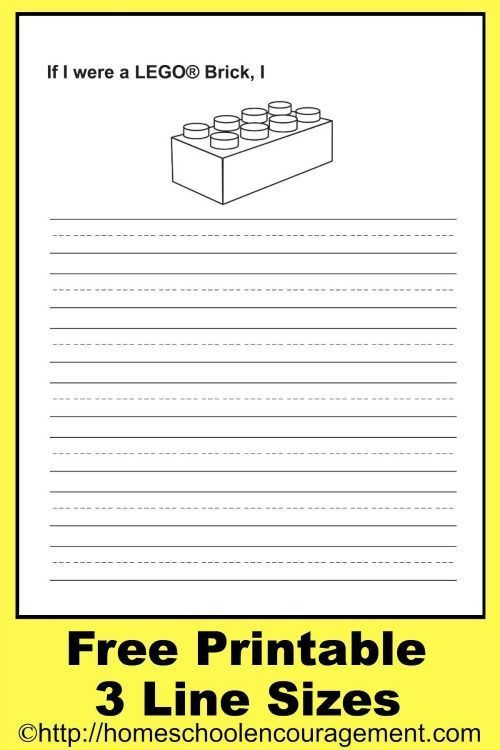25+ best ideas about Free lego on Pinterest | Lego kindergarten ...