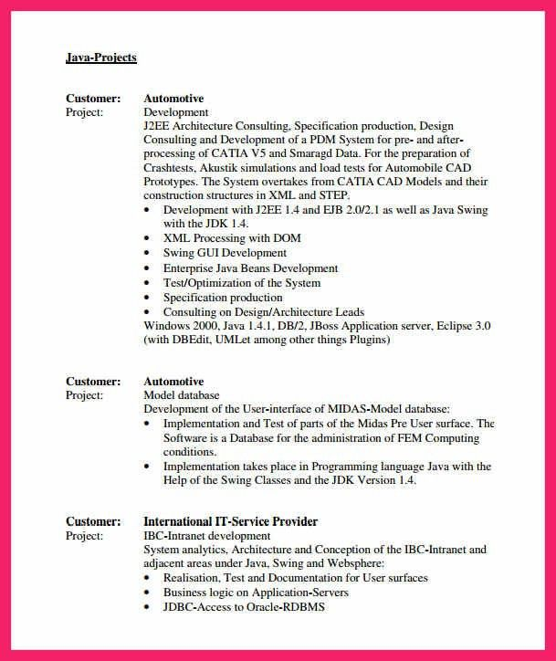 list of references template | bio letter format