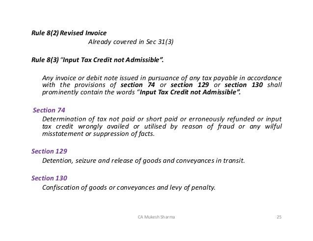 7, 8 tax invoice & accounts and records