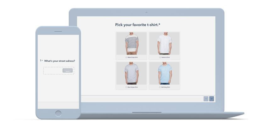 Build An Online T-Shirt Order Form—Customizable | Typeform