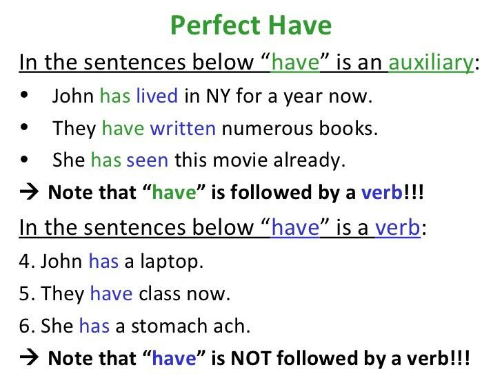 Unit 12 auxiliary phrases, forms of the verb and tense