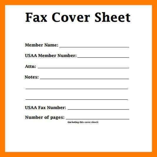 Resume Fax Cover Sheet. Editable Health Confidential Fax Template ...