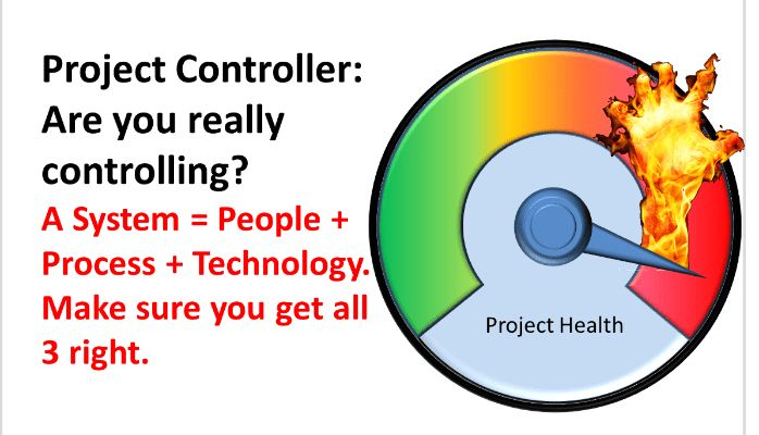 Project Controller -- Are you really controlling? | David Jones ...