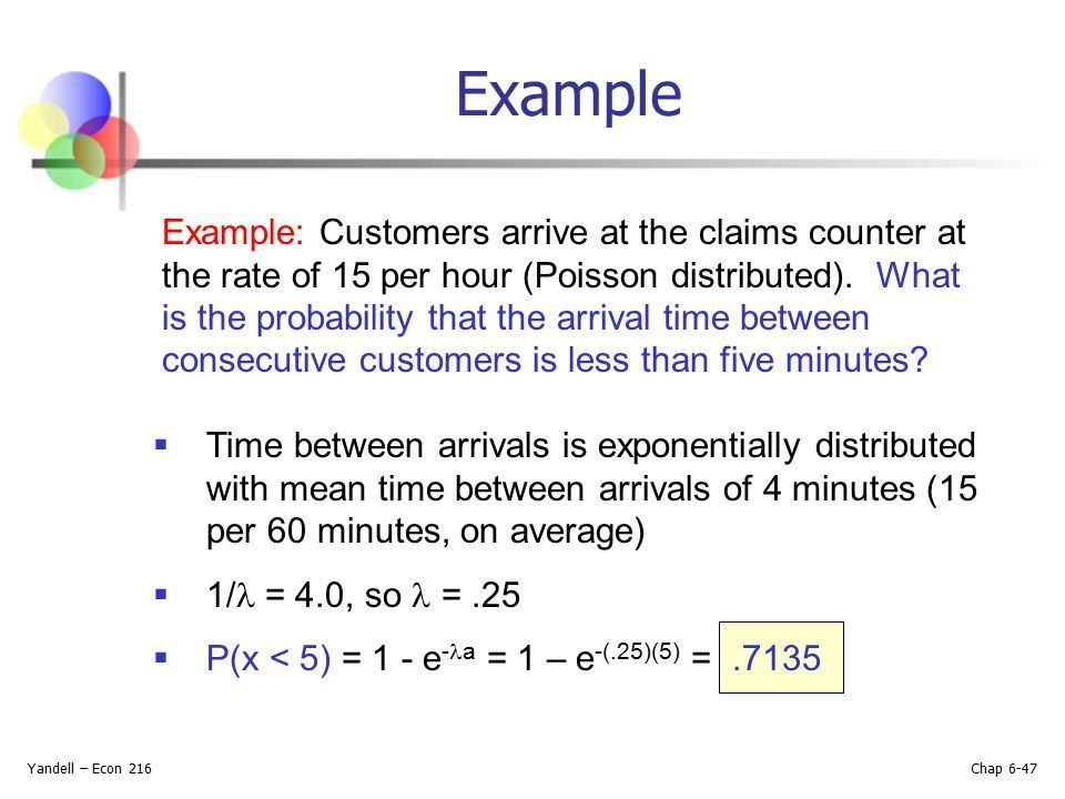 Yandell – Econ 216 Chap 6-1 Chapter 6 The Normal Distribution and ...