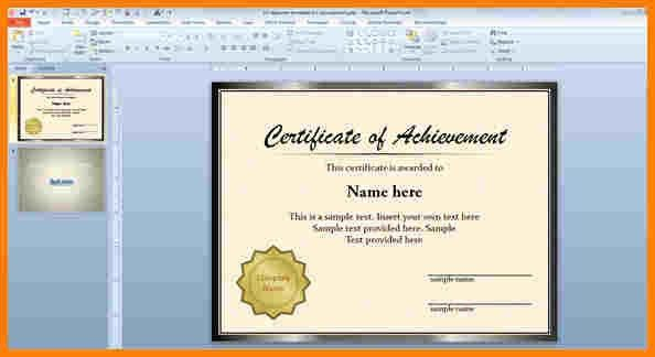 9+ sample certificate templates microsoft word | sample of invoice