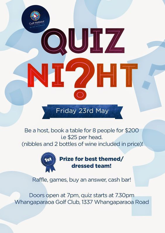pta quiz night poster - Google Search | FROTH | Pinterest ...