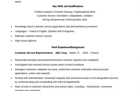 Ramp Service Agent Cover Letter