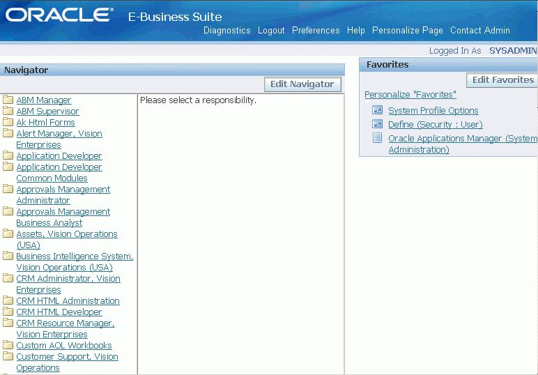 Oracle E-Business Suite Maintenance Utilities