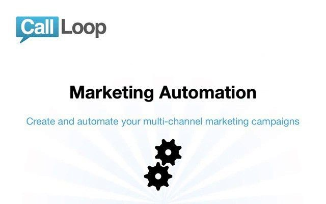 Mobile Marketing Automation | Text Message Marketing | Call Loop