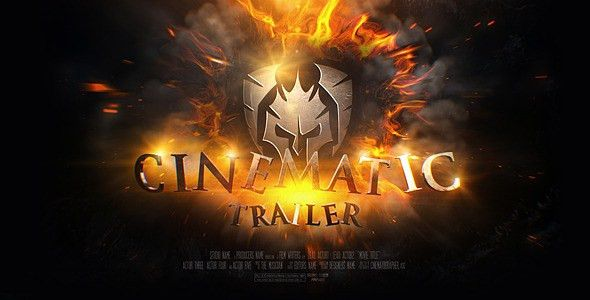 VIDEOHIVE CINEMATIC TRAILER FREE AFTER EFFECTS TEMPLATE - Free ...
