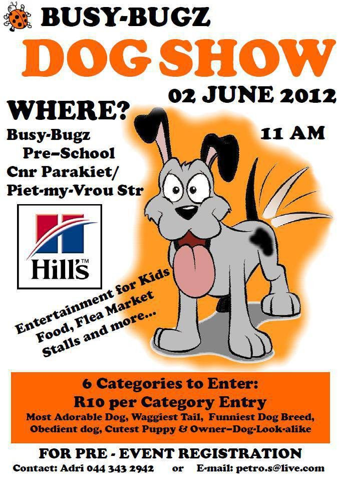 Dog Show - 02 June 2012 | local-info.co.za