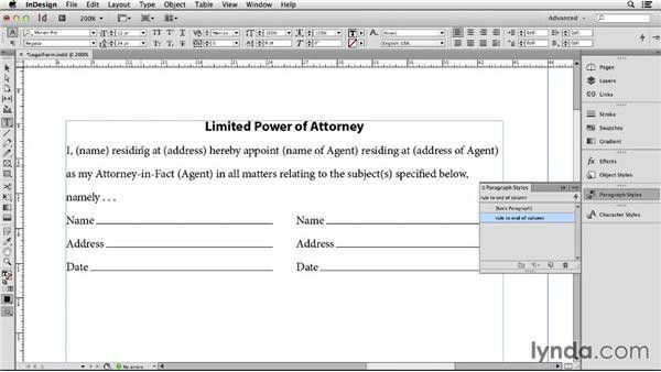 130 Make a fill in the blank label for contracts and forms