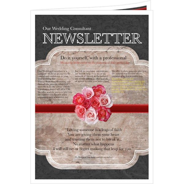 Newsletter Templates & Samples   Newsletter Publishing Software ...