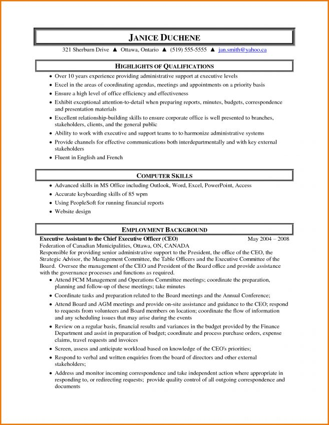 6 Objective For Medical Administrative Assistant Resume Resume ...