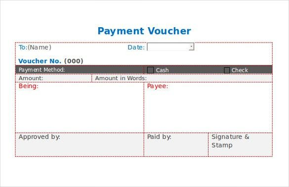 10+ Payment Coupon Templates – Free Sample, Example, Format ...