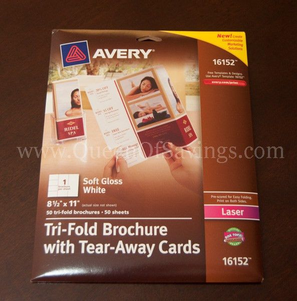 Avery Binder, Dividers, Easy Peel Labels, Tags with Strings ...