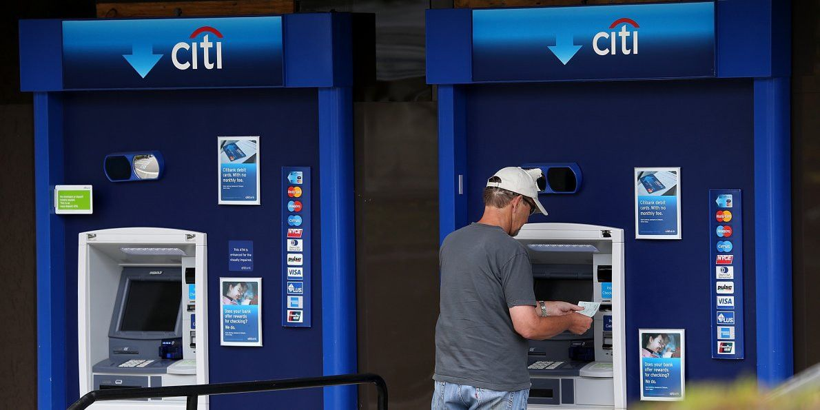 Citibank Testing Beacon Technology in Branches - Business Insider