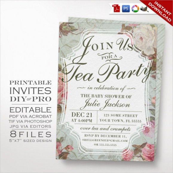 Top 12 Diy Baby Shower Invitations Template Which Viral In 2017 ...