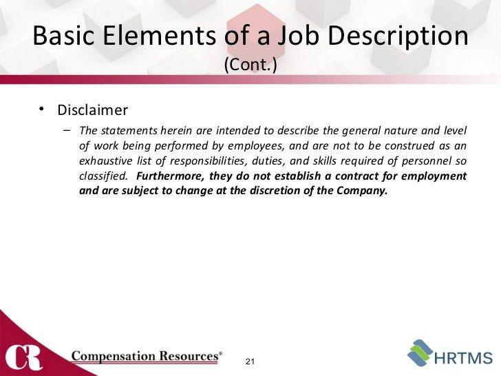 How To Write Effective Job Descriptions