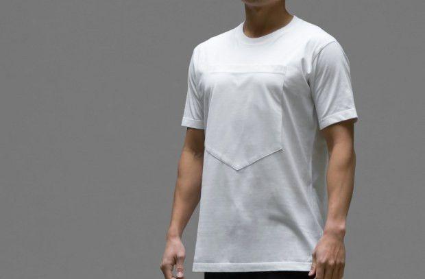 FREE Pocket Shirt Mock up - Mintees