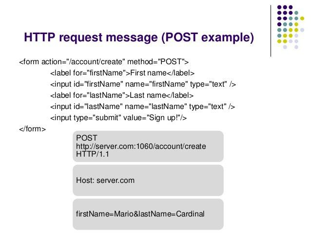 HTTP fundamentals for developers
