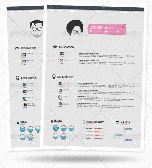 31 best CV images on Pinterest | Resume ideas, Cv design and Cv ideas