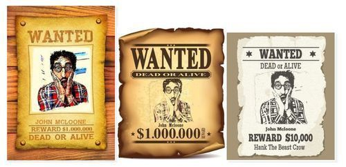 Wanted poster maker android apps on google play