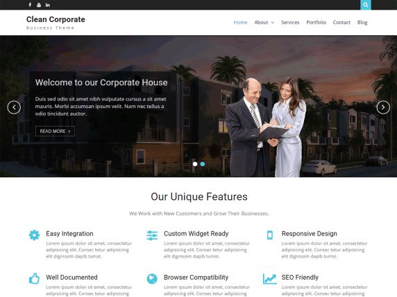 Featured — Free WordPress Themes