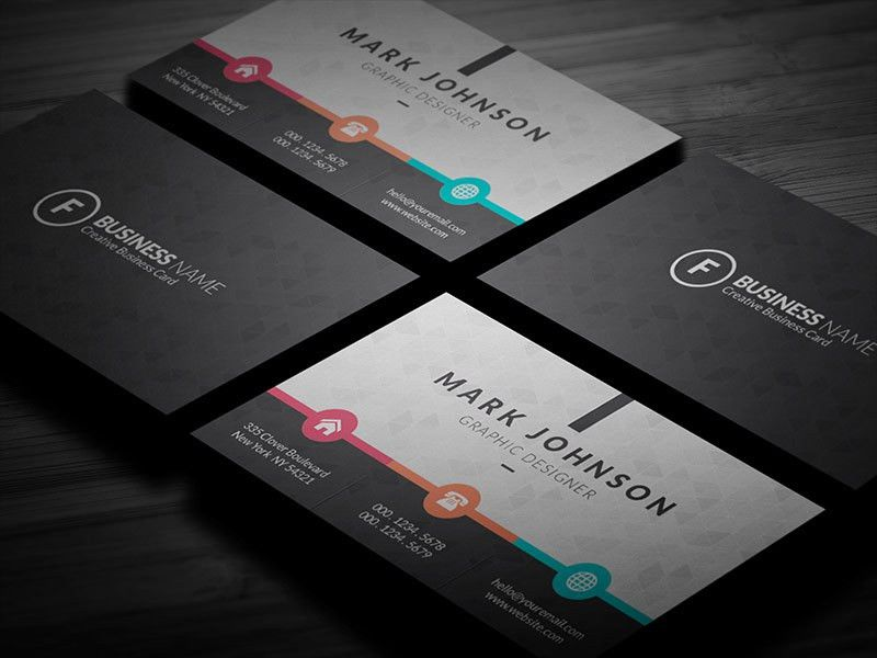 Free Business Card Templates » Creative